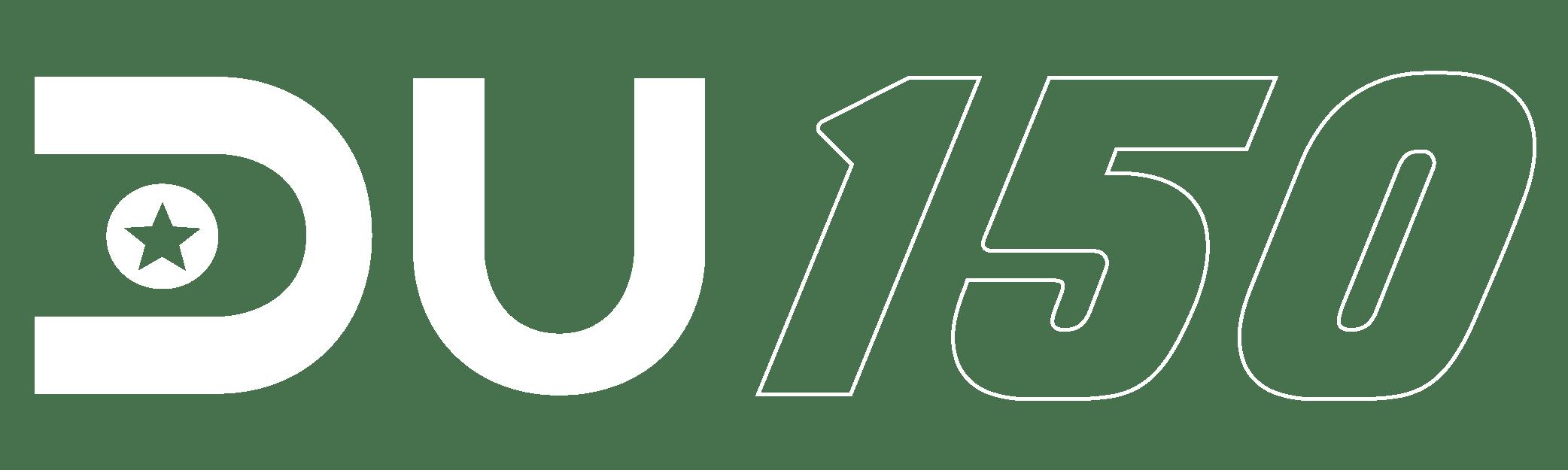 DU150 White Logo