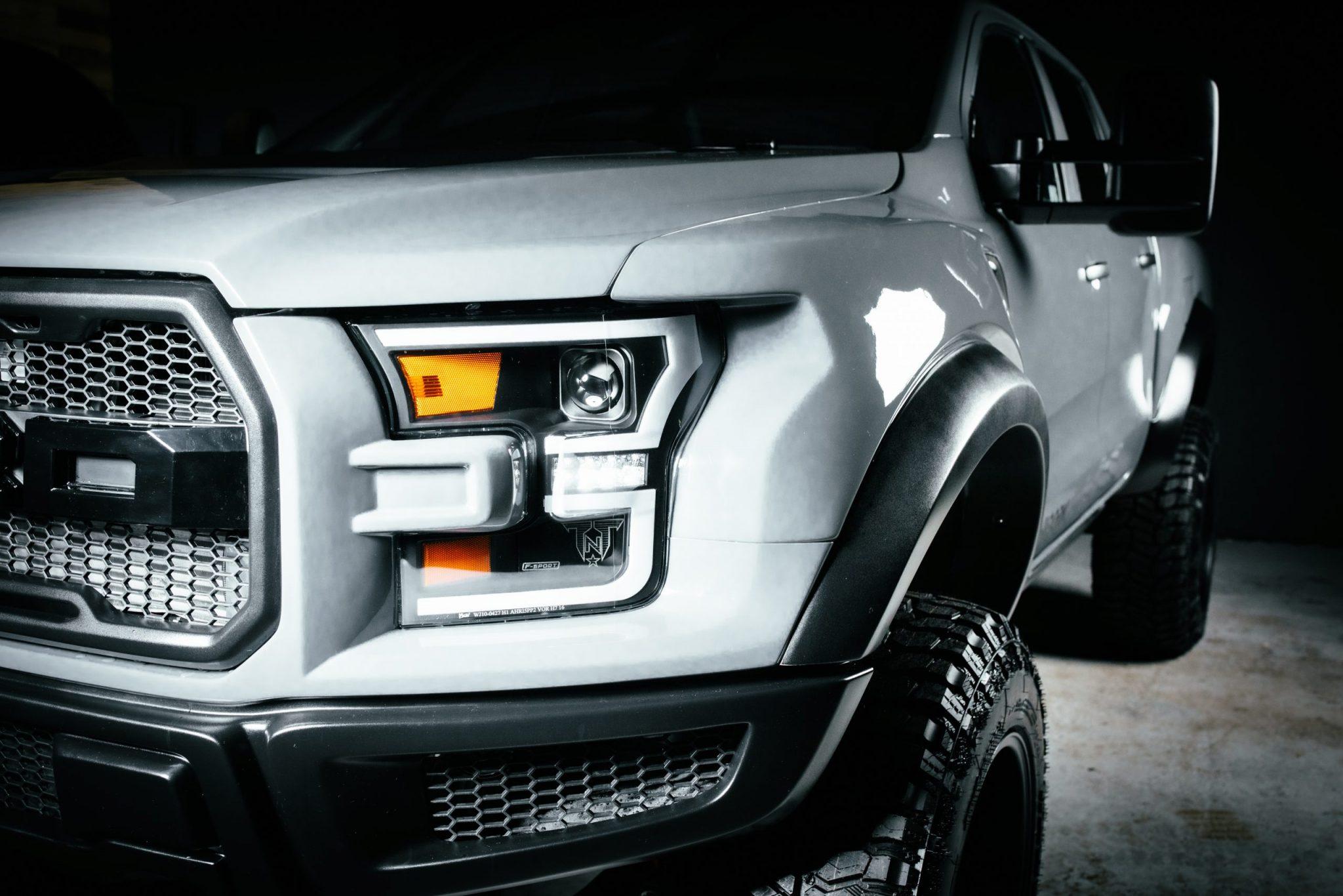 DU150 Custom Headlights