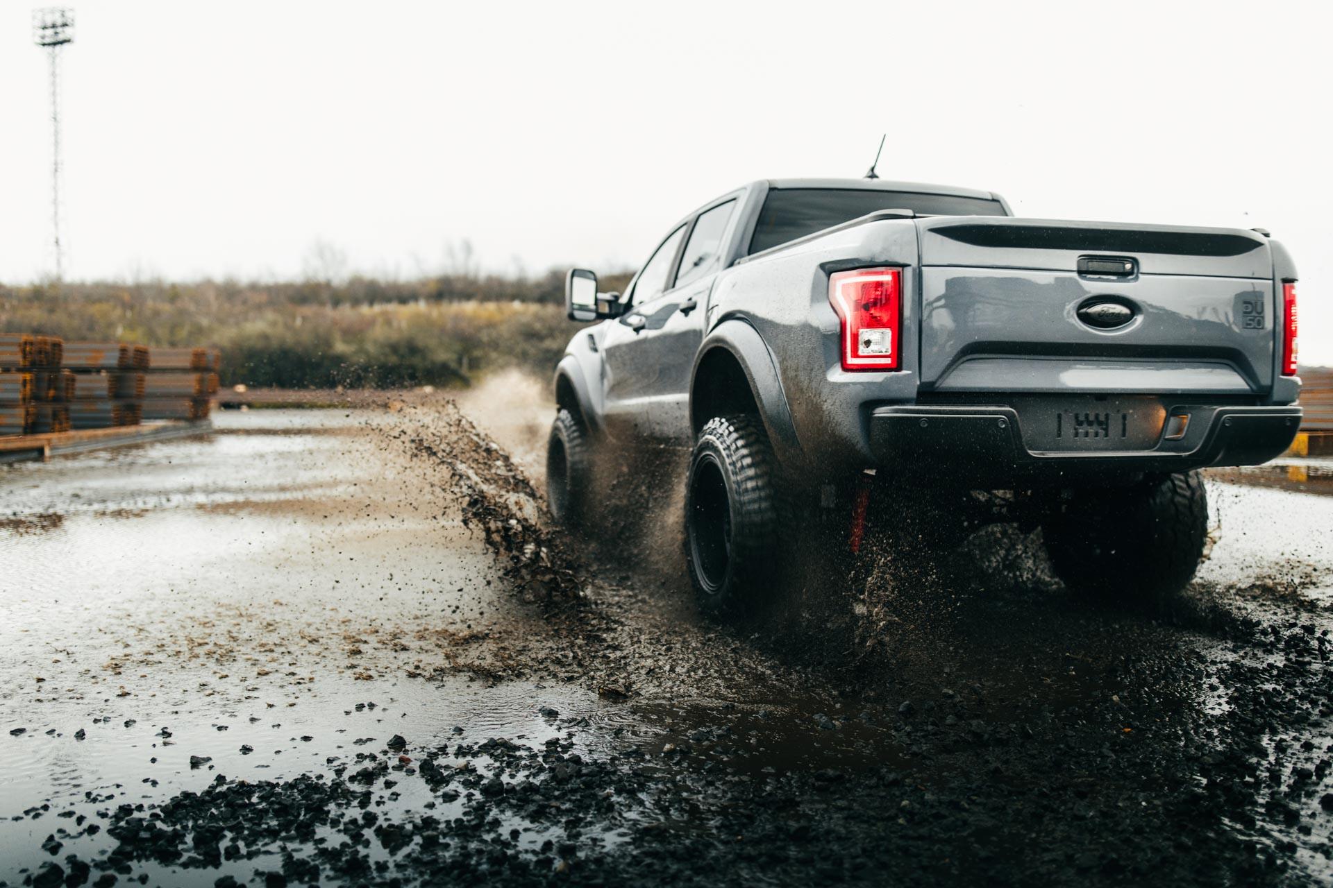 Dirty Unicorn custom ford ranger