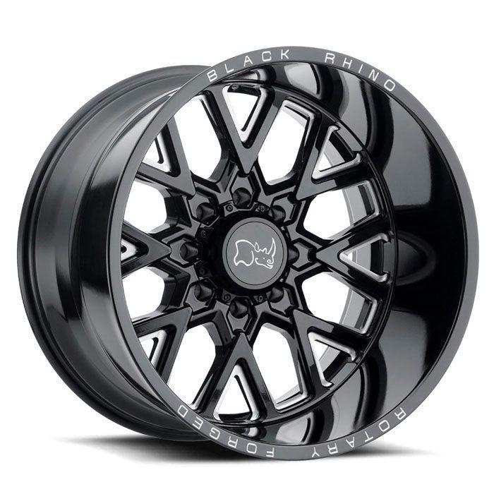 Wheels Rims Black Rhino Grimlock 6
