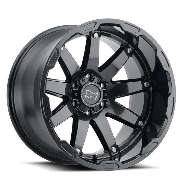 Wheels Rims Black Rhino Oceano 6