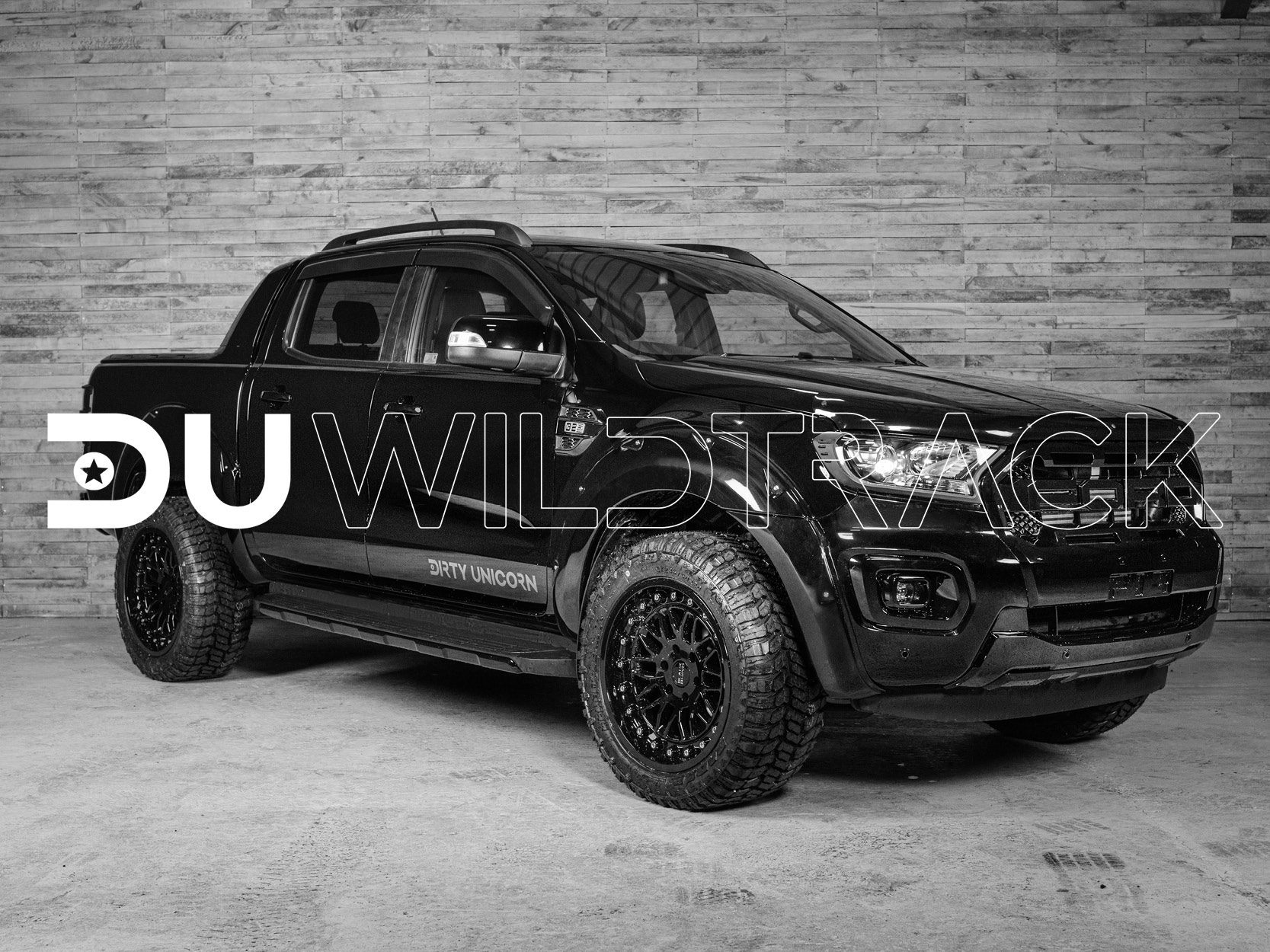 ranger truck with DU wildtrack package