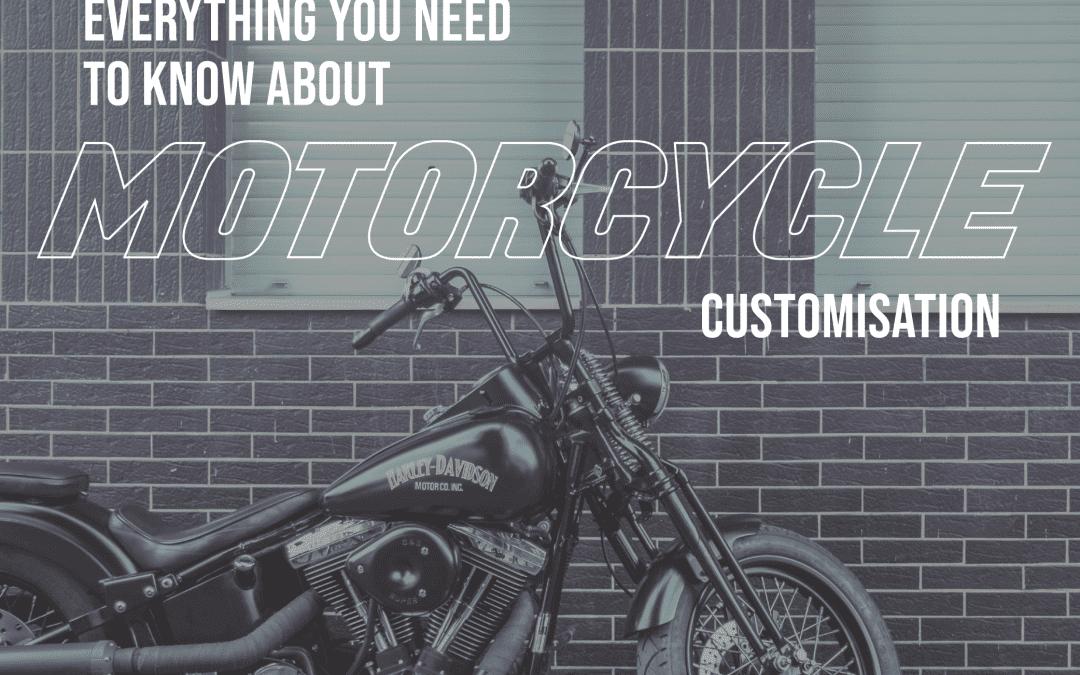 Motorcycle Customisation