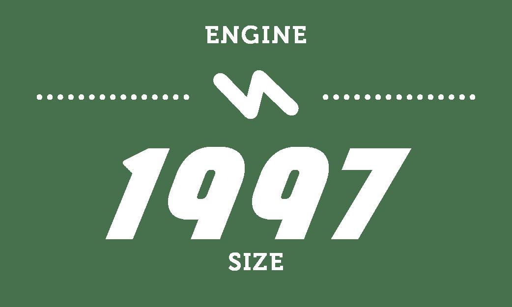 Engine Size 1997