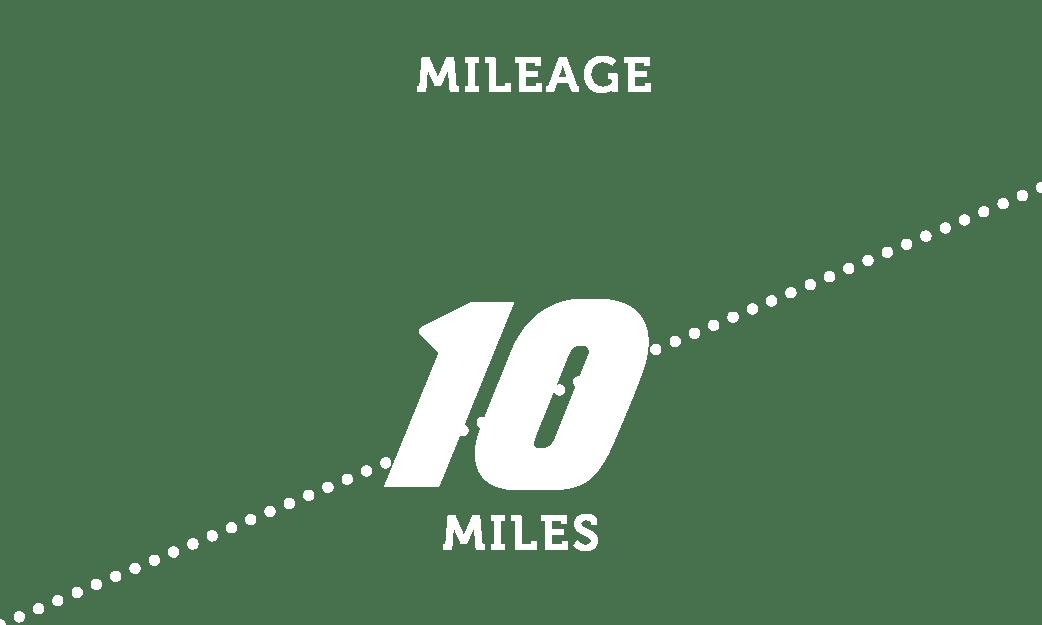 Mileage 10 Miles